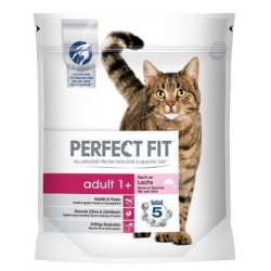Perfect Fit Adult 1+ łosoś 750g