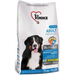 1st Choice Adult Dog Medium & Large Breeds 15kg