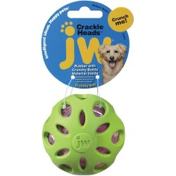 JW Pet Crackle Ball Medium [47014]