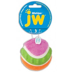 JW Pet Mixups Ribbed Ball Medium [31028]