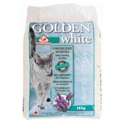 Żwirek Golden Grey White 14kg