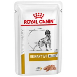 Royal Canin Veterinary Diet Canine Urinary Ageing +7 saszetka 100g