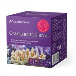 Aquaforest Components Strong - 4x75ml