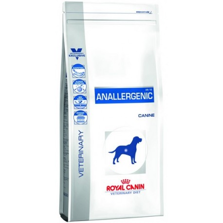 Royal Canin Veterinary Diet Canine Anallergenic 8kg