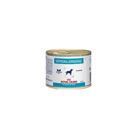 Royal Canin Veterinary Diet Canine Hypoallergenic puszka 200g