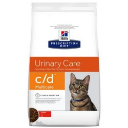 Hill's Prescription Diet c/d Feline z Kurczakiem 5kg