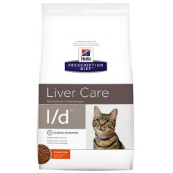 Hill's Prescription Diet l/d Feline 1,5kg