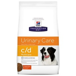 Hill's Prescription Diet c/d Canine 2kg