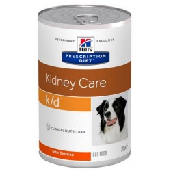 Hill's Prescription Diet k/d Canine puszka 370g