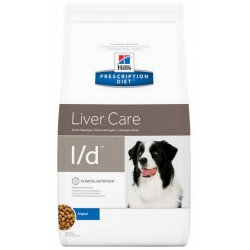 Hill's Prescription Diet l/d Canine 12kg