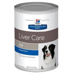 Hill's Prescription Diet l/d Canine puszka 370g