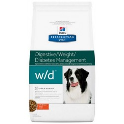 Hill's Prescription Diet w/d Canine 12kg