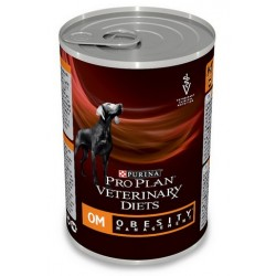 Purina Veterinary Diets OM Obesity Management Canine Formula puszka 400g