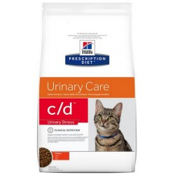 Hill's Prescription Diet c/d Feline Urinary Stress 400g