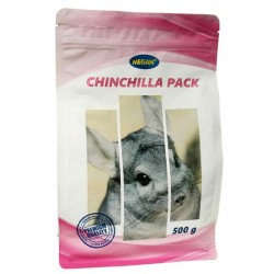 Megan Chinchilla Pack 500g [ME241]