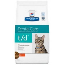 Hill's Prescription Diet t/d Feline 5kg
