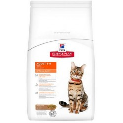 Hill's Feline Adult Lamb Optimal Care 2kg