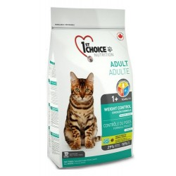 1st Choice Adult Cat Weight Control 2,72kg