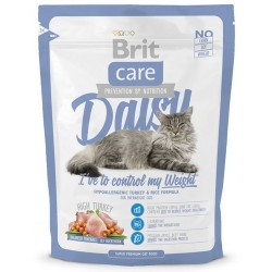 Brit Care Cat New Daisy I've To Control My Weight Turkey & Rice 400g